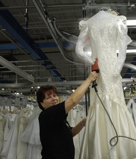 Wedding Gown Preservation Co. | Since 1913 - Employment | Wedding ...